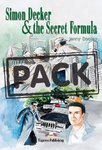 SIMON AND THE SECRET FORMULA (+ ACTIVITY BOOK - AUDIO CD) βιβλία εκμαθηση ξενων γλωσσων αγγλικα