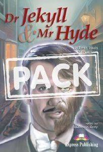 DR JEKYLL AND MR HYDE (+ ACTIVITY BOOK - AUDIO CD) βιβλία εκμαθηση ξενων γλωσσων αγγλικα