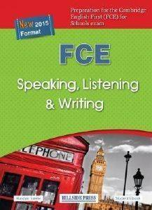 FCE SPEAKING LISTENING WRITING STUDENTS BOOK