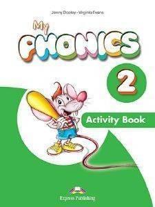 MY PHONICS 2 ACTIVITY BOOK