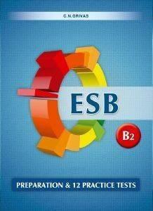 ESB B2 PREPARATION AND 12 PRACTICE TESTS βιβλία εκμαθηση ξενων γλωσσων αγγλικα
