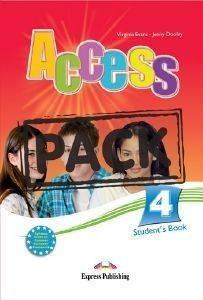ACCESS 4 STUDENTS BOOK (+ GREEK GRAMMAR BOOK & IEBOOK)