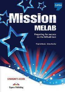 MISSION MELAB STUDENTS BOOK