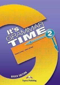 ITS GRAMMAR TIME 2 STUDENTS BOOK  (GREEK EDITION)