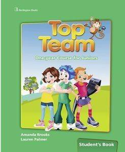 TOP TEAM ONE YEAR COURSE FOR JUNIORS STUDENTS BOOK