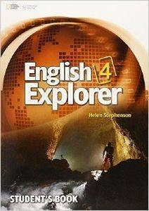 ENGLISH EXPLORER 4  STUDENTS BOOK (+ CD-ROM) INTERNATIONAL