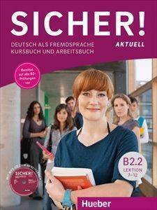 SICHER! B2.2 KURSBUCH - ARBEITSBUCH (+ CD) ΒΙΒΛΙΟ ΜΑΘΗΤΗ ΚΑΙ ΑΣΚΗΣΕΩΝ βιβλία εκμαθηση ξενων γλωσσων γερμανικα