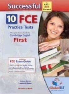SUCCESSFUL 10 FCE PRACTICE TESTS βιβλία εκμαθηση ξενων γλωσσων αγγλικα