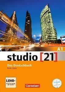 STUDIO 21 A1 KURSBUCH - ARBEITSBUCH (+ DVD-ROM) βιβλία εκμαθηση ξενων γλωσσων γερμανικα