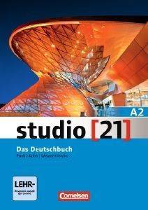 STUDIO 21 A2 KURSBUCH - ARBEITSBUCH (+ DVD-ROM) βιβλία εκμαθηση ξενων γλωσσων γερμανικα