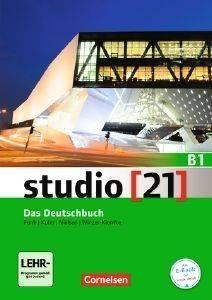 STUDIO 21 B1 KURSBUCH - ARBEITSBUCH (+ DVD-ROM) βιβλία εκμαθηση ξενων γλωσσων γερμανικα