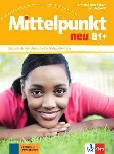 MITTELPUNKT NEU B1+ KURSBUCH - ARBEITSBUCH (+ CD) βιβλία εκμαθηση ξενων γλωσσων γερμανικα