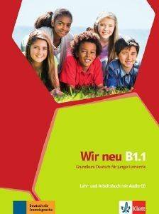 WIR NEU B1.1 KURSBUCH - ARBEITSBUCH (+ CD) βιβλία εκμαθηση ξενων γλωσσων γερμανικα