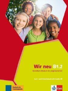 WIR NEU B1.2 KURSBUCH - ARBEITSBUCH (+ CD) βιβλία εκμαθηση ξενων γλωσσων γερμανικα