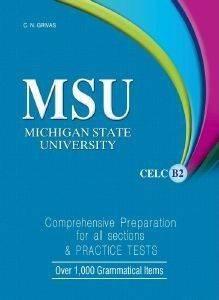 MSU CELC B2 COMPREHENSIVE PREPARATION - PRACTICE TESTS βιβλία εκμαθηση ξενων γλωσσων αγγλικα