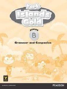 YORK ISLANDS GOLD JUNIOR B GRAMMAR - COMPANION βιβλία εκμαθηση ξενων γλωσσων αγγλικα