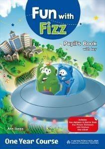 FUN WITH FIZZ JUNIOR A - B (ONE YEAR) PACK βιβλία εκμαθηση ξενων γλωσσων αγγλικα