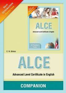 ALCE 8 PRACTICE TESTS COMPANION