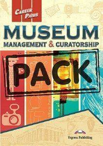 CAREER PATHS MUSEUM MANAGEMENT & CURATOSHIP STUDENTS BOOK (+ DIGIBOOKS APP)