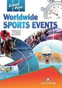 CAREER PATHS WORLDWIDE SPORTS EVENTS STUDENTS BOOK (+ DIGIBOOKS APP)