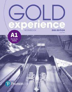 GOLD EXPERIENCE A1 WORKBOOK 2ND ED