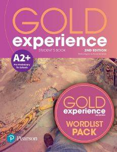 GOLD EXPERIENCE A2+ STUDENTS BOOK 2ND ED