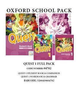 QUEST 1 FULL PACK