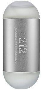 212 WOMEN BY CAROLINA HERRERA, EAU DE TOILETTE SPRAY 60ML