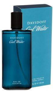 EAU DE TOILETTE DAVIDOFF COOL WATER HOMME 125ML