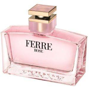 EAU DE TOILETTE FERRE ROSE  SPRAY 100ML