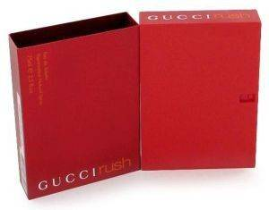EAU DE TOILETTE GUCCI RUSH SPRAY 50ML