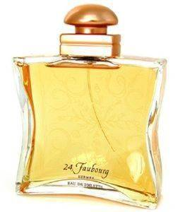 HERMES 24 FAUBOURG, EAU DE TOILETTE SPRAY 100ML
