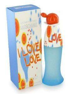 EAU DE TOILETTE MOSCHINO I LOVE LOVE SPRAY