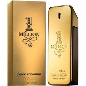 EAU DE TOILETTE PACO RABANNE 1 MILLION 50ML
