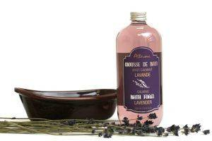 ATTIRANCE, LAVENDER BATH FOAM 500ML