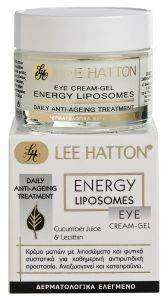ΚΡΕΜΑ ΜΑΤΙΩΝ LEE HATTON, ENERGY LIPOSOMES 30ML