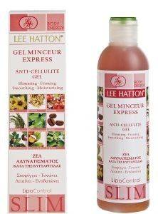 GEL ΣΩΜΑΤΟΣ LEE HATTON, MINCEUR EXPRESS 250ML