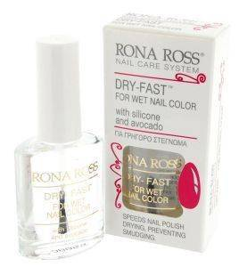 DRY FAST BY RONA ROSS (13 ML) καλλυντικά  amp  αρώματα νυχια top coat top coat
