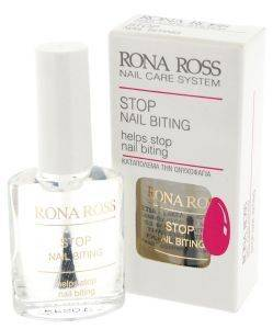 ΑΓΩΓΗ ΝΥΧΙΩΝ RONA ROSS, STOP NAIL BITING 13ML