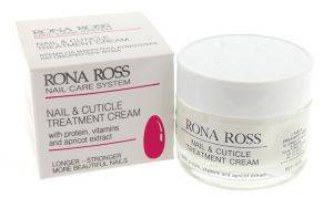 ΚΡΕΜΑ ΝΥΧΙΩΝ RONA ROSS, NAIL & CUTICLE TREATMENT 10ML