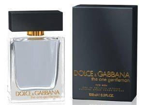 EAU DE TOILETTE DOLCE & GABBANA, THE ONE GENTLEMAN