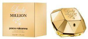 PACO RABANNE LADY MILLION, EAU DE PERFUME SPRAY