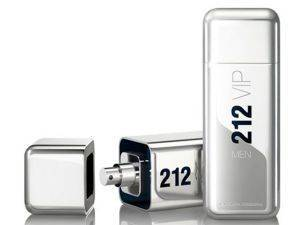 EAU DE TOILETTE CAROLINA HERRERA 212 VIP MEN