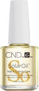 ΛΑΔΙ  ΝΥΧΙΩΝ CND SOLAR OIL NAIL & CUTICLE CARE (15 ML)