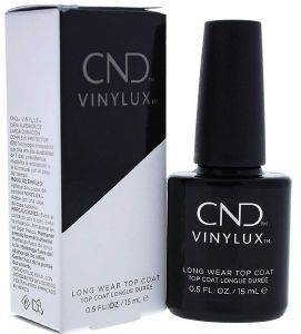 TOP COAT   CND VINYLUX WEEKLY 15ML