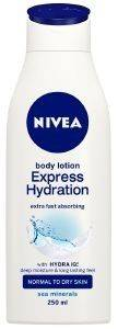 BODY  LOTION  NIVEA EXPRESS HYDRATION 250ML
