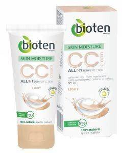 ΚΡΕΜΑ CC BIOTEN SKIN MOISTURE LIGHT 50ML