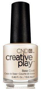 BASE COAT CND CREATIVE PLAY 13.6ML καλλυντικά  amp  αρώματα νυχια βασεισ θεραπειεσ βασεισ