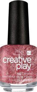 ΒΕΡΝΙΚΙ ΝΥΧΙΩΝ CND  CREATIVE PLAY 13.6ML BRONZESTELLATION 417  ΡΟΖ