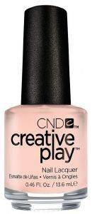 ΒΕΡΝΙΚΙ ΝΥΧΙΩΝ CND  CREATIVE PLAY 13.6ML LIFE'S A CUPCAKE 402  ΡΟΖ